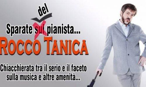 """Impressioni su """"Sparate del Pianista"""" di Rocco Tanica"""